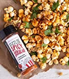 Gourmet Popcorn Seasoning Variety Pack, All Natural (6 Flavors) - Dill Pickle, White Cheddar, Kettle Corn, Caramel, Sriracha, Cracked Pepper Asiago