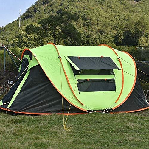 いつ成人期腐敗したCampgear(キャンプギア)5~8人用テント、キャンプアウトドアで便利な防水加工、広々