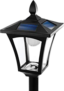 Home Zone Solar Lamp Post Light - 65