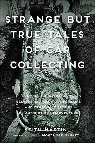 Strange But True Tales Of Car Collecting: Drowned Bugattis, Buried Belvederes, Felonious Ferraris And Other Wild Stories Of Automotive Misadventure Descargar Epub Gratis