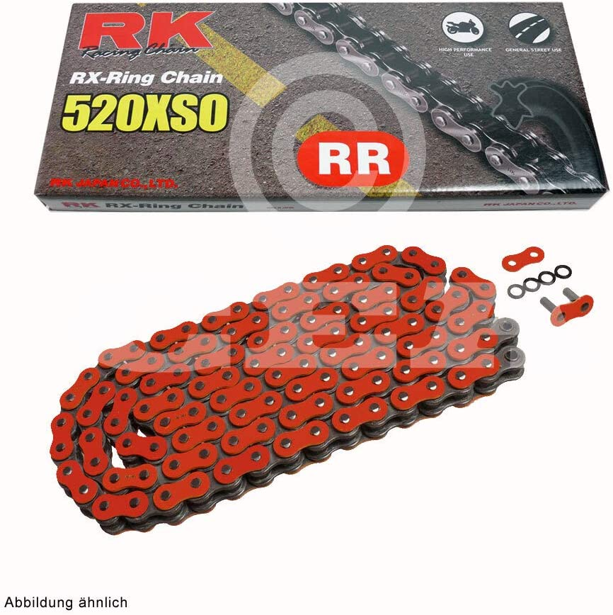 Cadena de Honda TRX 400 EX/X 05 – 14, cadena RK RR 520 xso 94 ...