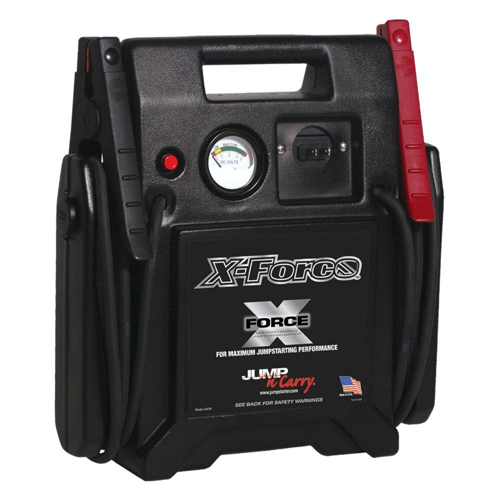 Jump-N-Carry JNCXF X-Force 12V Single Battery Jump Starter