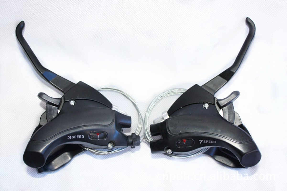Bike Brake Transmission 3/7 Speed Shifter Set Yanoen