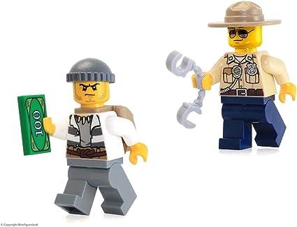 Lego city Minifigure figurine Police