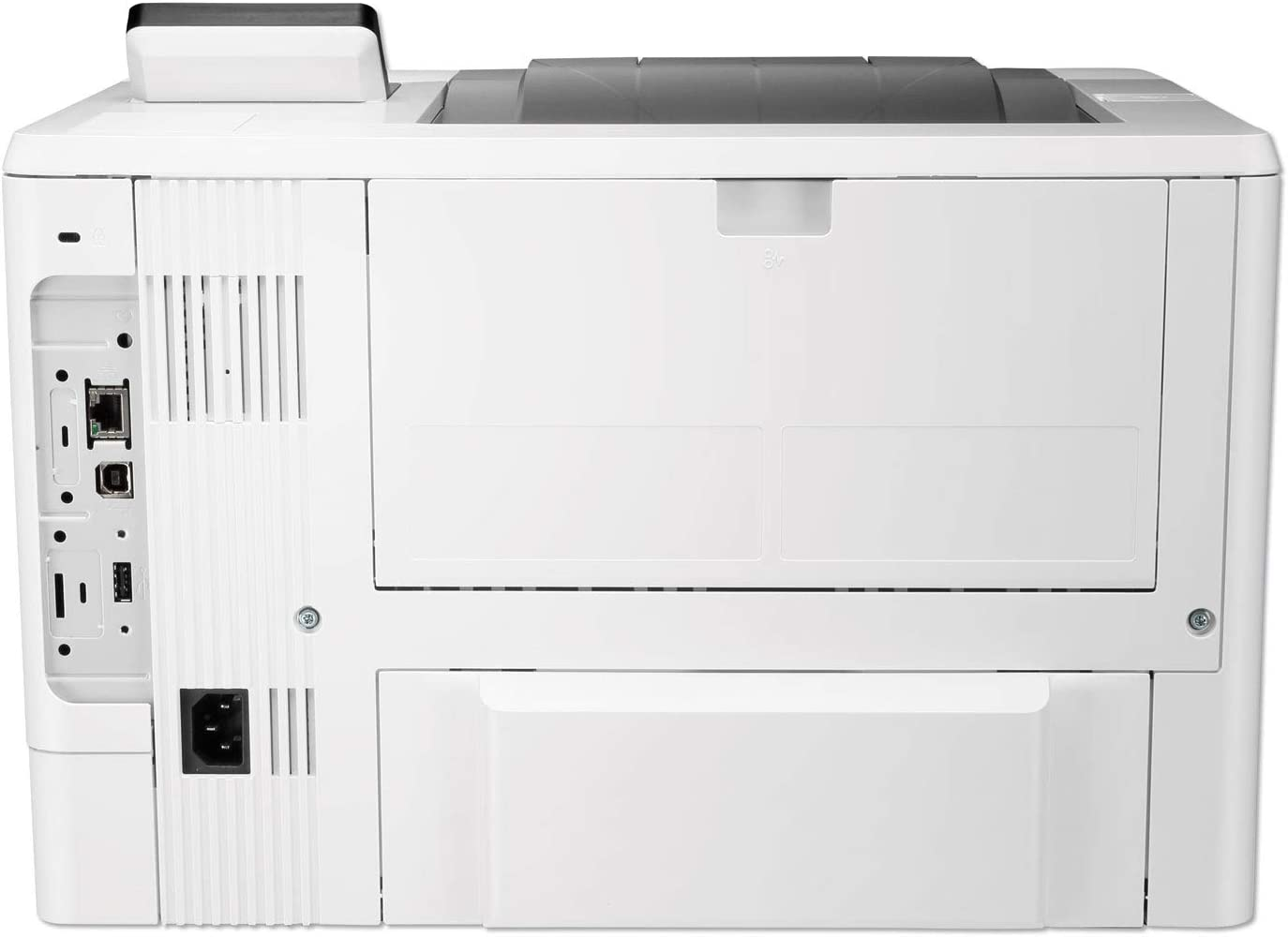 HP Laserjet Enterprise M507dn 1PV87A with Power Strip Surge Protector
