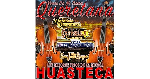 Amazon.com: Voces De Mi Tierra Queretana: Trio Herencia ...