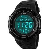 Digital Sports Watch Water Resistant Outdoor...