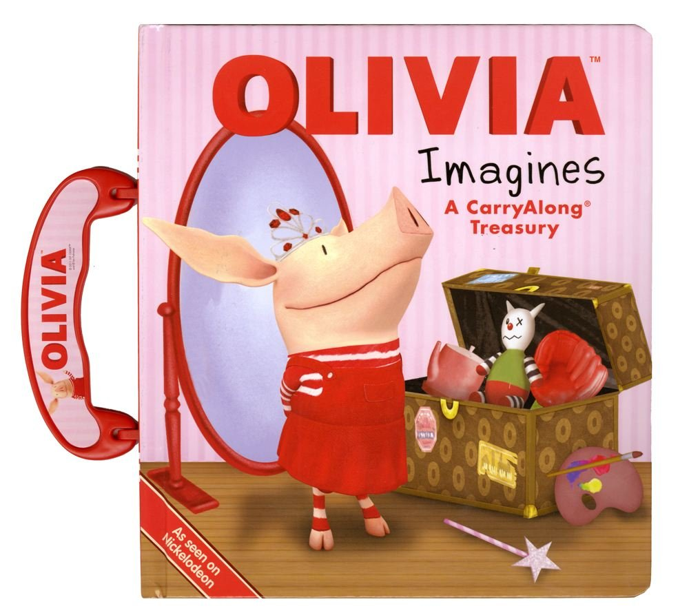 OLIVIA Imagines: A CarryAlong Treasury (Olivia TV Tie-in)