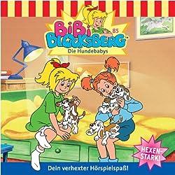 Die Hundebabys (Bibi Blocksberg 85)