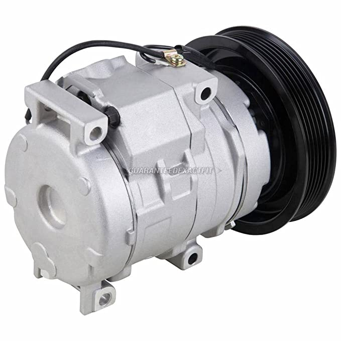Amazon.com: AC Compressor & A/C Clutch For Toyota Corolla & Matrix 2003-2008 - BuyAutoParts 60-01484NA NEW: Automotive