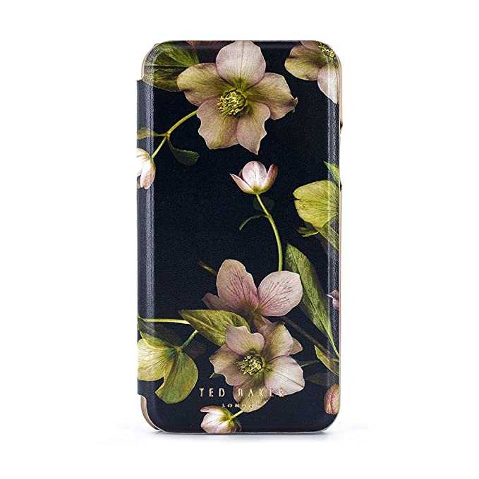 921d0b059b Image Unavailable. Image not available for. Color: Ted Baker Fashion Mirror  Folio Case for iPhone XR ...
