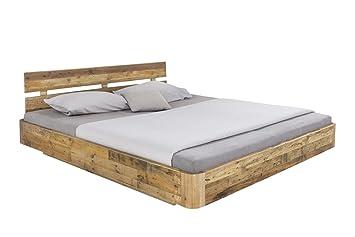 Woodkings Bett 180x200 Hampden Inkl Matratze Und