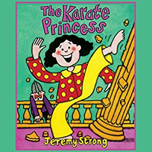 The Karate Princess Audiobook