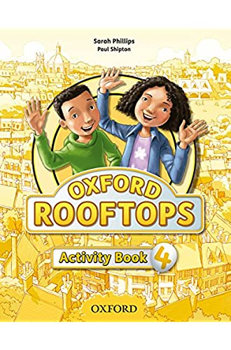 Rooftops 4 Activity Book