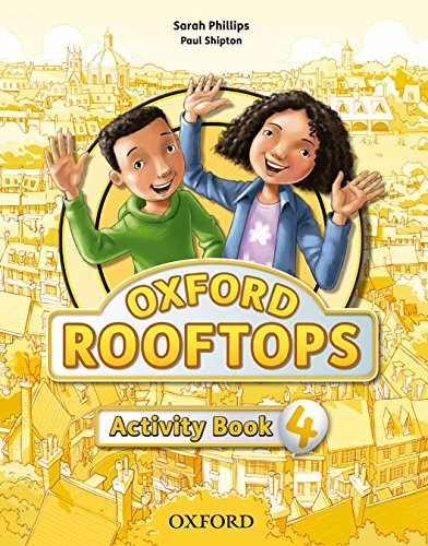 Rooftops 4 Activity Book - 9780194503525