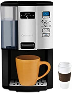 Cuisinart DCC-3000 - Coffee on Demand 12-Cup Programmable Coffeemaker + Copco to Go Cup