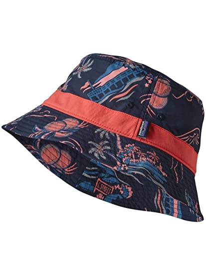 Hat Men Patagonia Wavefarer Bucket Hat  Amazon.co.uk  Clothing 00e6ff2a9a63