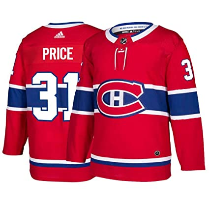 2f2bd48a adidas Montreal Canadiens Carey Price Authentic Pro Jersey Red (S/46)