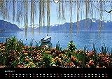 Nature suisse : Les paysages de Suisse, un plaisir pour les yeux ! Calendrier mural A3 horizontal 2017