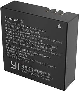 Xiaomi MI Action Camera 4K Battery, Negro