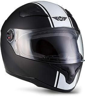 "57-58cm MOTOHelmets/® F19 /""Venice Titan/"" /· Motorrad-Helm /· Klapp-Helm Modular-Helm Flip-up Integral-Helm Motorrad-Helm Roller-Helm Full-Face Cruiser MTB /· ECE Sonnenvisier Schnellverschluss Tasche M"