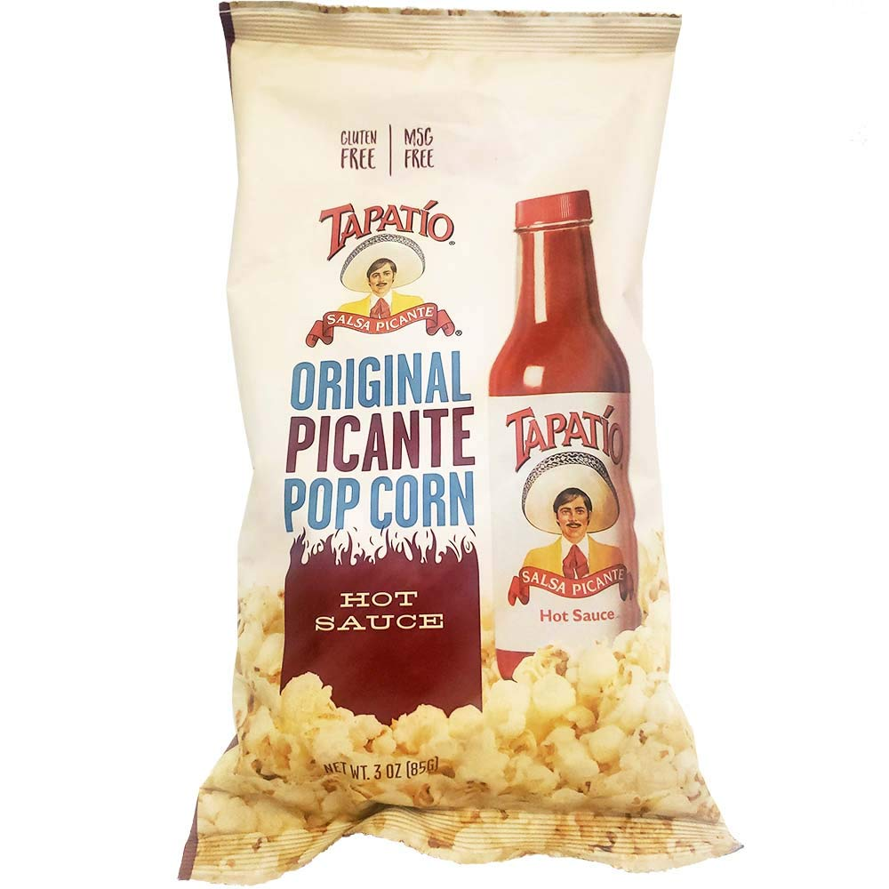 (Pack of 24) Tapatio Popcorn Picante, 3oz by Unknown