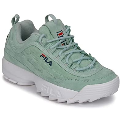 37d8fe8a1395 Fila Basket Disruptor S Low WMN  Amazon.fr  Chaussures et Sacs