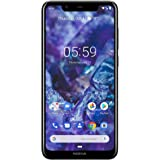 Nokia Mobile Nokia 5.1 Plus - Android 9.0 Pie - 32 GB - Dual Camera - Dual Sim Unlocked Smartphone (AT&T/T-Mobile…