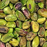 AIVA California Pistachios Shelled (No Shell) Raw Unsalted 1lb