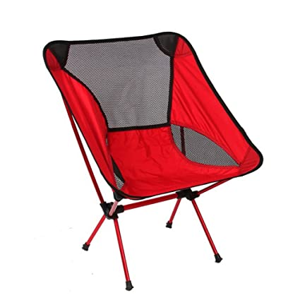 Camping Folding Chair with Carry Pouch Camping Chairs Flash Furniture Stackable Chairs Kitchen Chair Ultralight Folding Chairs Compact Outdoor Camp, ...