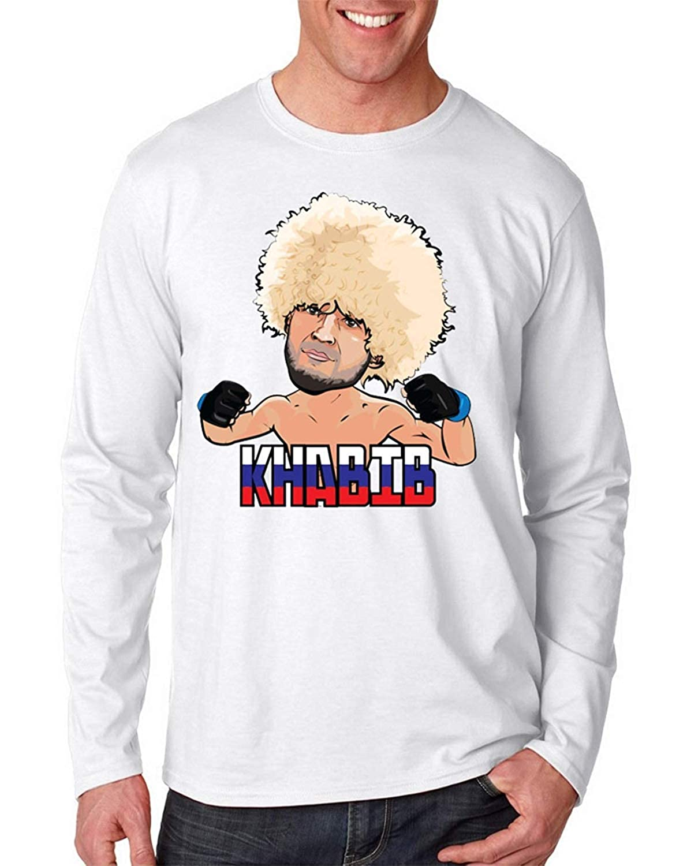 Camiseta Divertida Camiseta de Hombre de Moda Impreso Linda Peluca ...