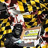 Dip Ape Maryland Flags Hydrographics Water Transfer Hydro Dip Dipping Kit