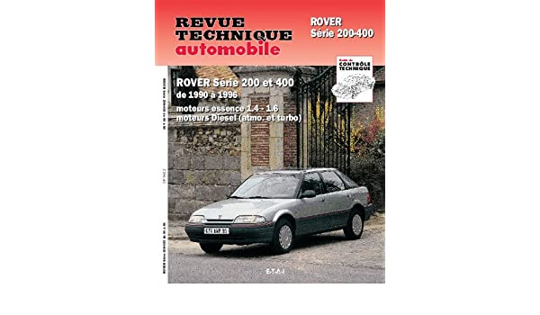 Rover série 200 et 400 essence et diesel: 9782726856222: Amazon.com: Books