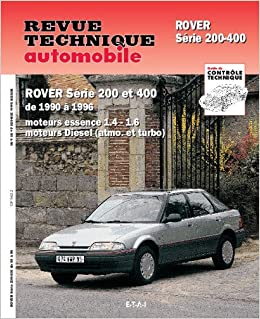 Rover série 200 et 400 essence et diesel (French) Paperback – April 10, 1995