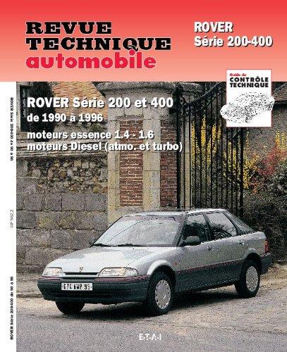 Rta 562.2 rover 200 et 400 (90-96): Amazon.es: Etai: Libros en idiomas extranjeros