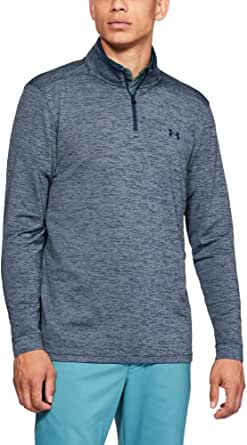 Under Armour Playoff 2.0 1/4 Zip, camisa polo para hombre, camiseta polo hombre