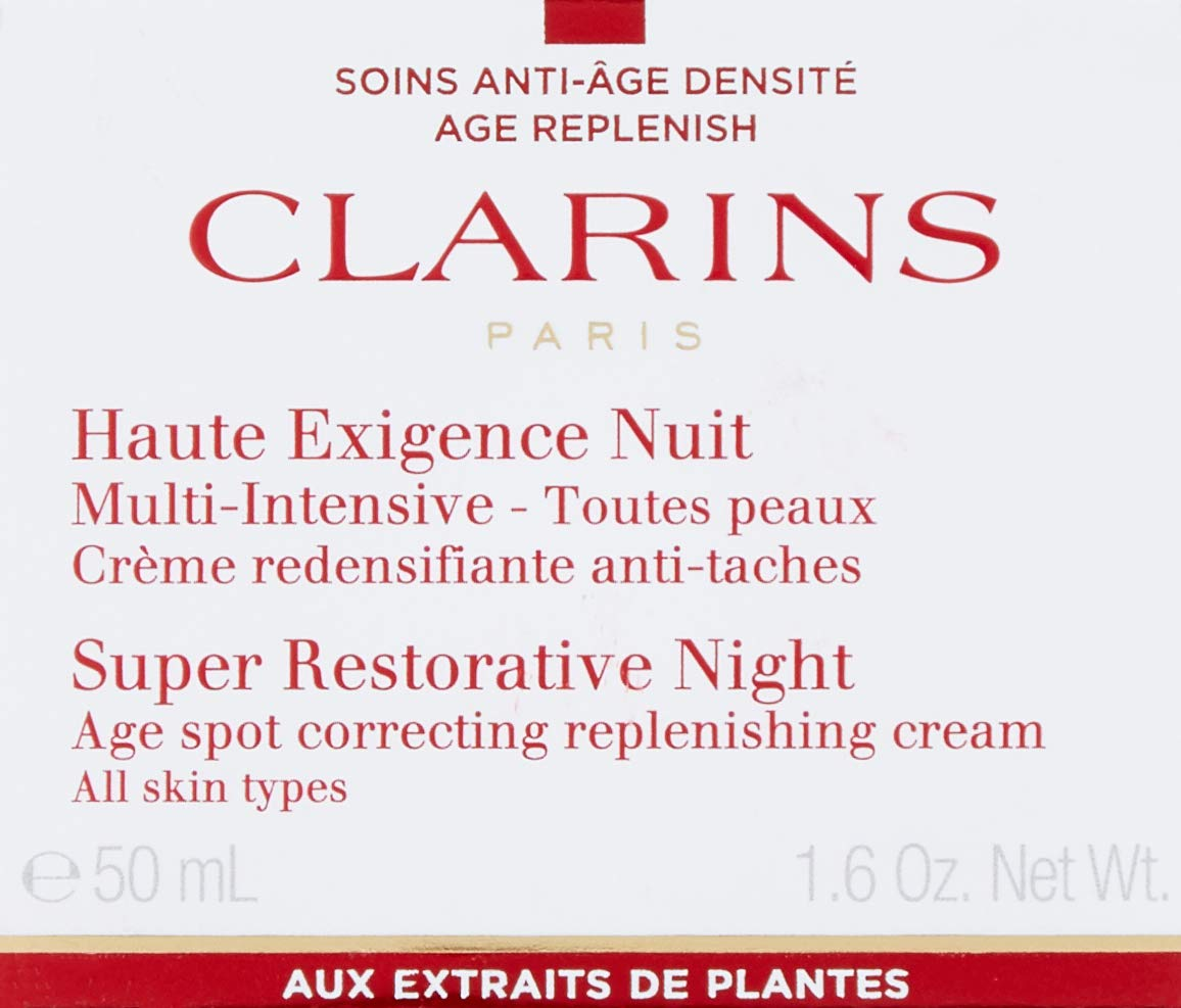 Clarins Super Restorative Night Cream for Unisex, 1.6 Ounce by Clarins (Image #4)