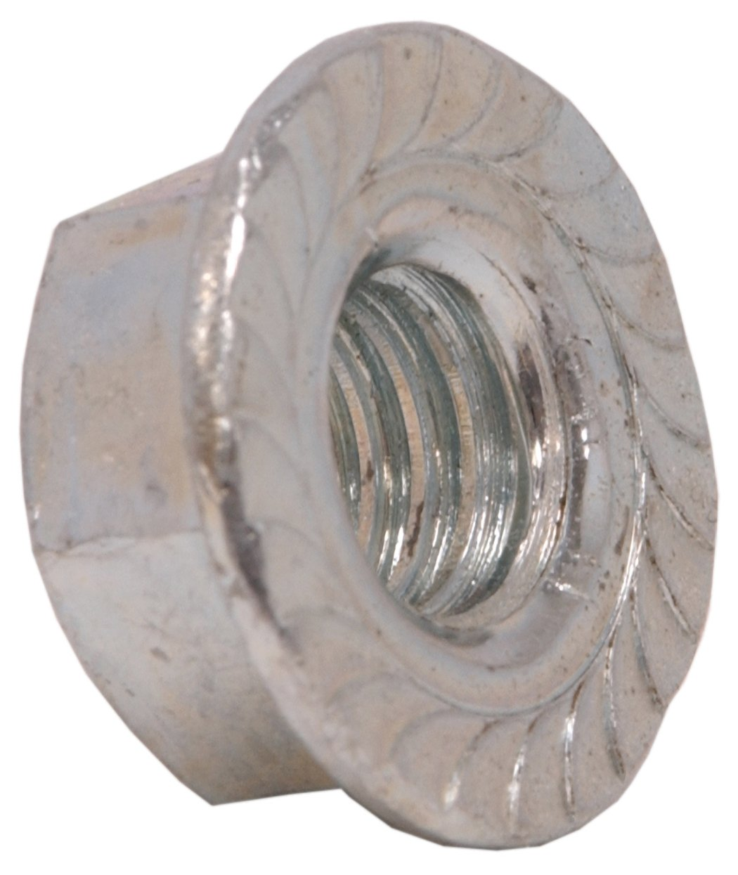 The Hillman Group 180396 1 1 1 1/4-20 Whiz Lock Nut, 100-Pack