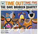 Time Out -50th Anniversary (2 CD/1 DVD Legacy Edition) by Dave Brubeck (2009-05-26)
