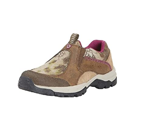 Ariat Womens Kelsey Hike 10 B / Medium(Width) Bark/Kryptek Highlander