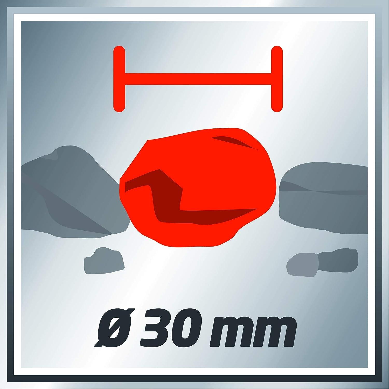 730 W, 16500 l//h, max. F/örderh/öhe 8,5 m, Fremdk/örper bis 30 mm, Schwimmerschalter, Edelstahl und Klarwasserpumpe GE-DP 7330 LL ECO Einhell Schmutz