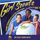 Girl Scouts Greatest Hits Vol 5, Camp Songs for Every Girl, Everywhere