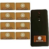 Anti-Straling Sticker, Bescherming tegen 5G, EMF Straling Mobiele Telefoon, Wifi