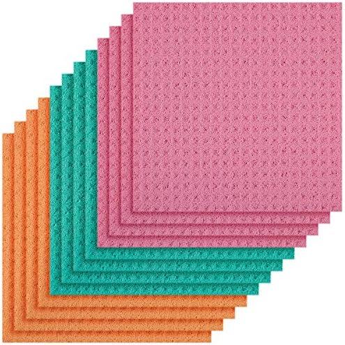 Flat sponge sheets