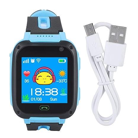 Teléfono Smart Watch para niños: Smartwatch rastreador de ...