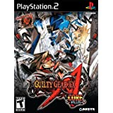 Guilty Gear XX Accent Core Plus - PlayStation 2
