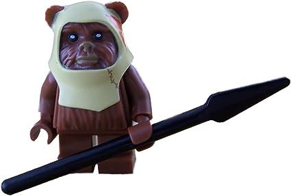 Lego Star Wars Figur Ewok Paploo 8038