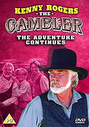 Kenny Rogers The Gambler The Adventure Continues Dvd Amazon Co Uk Kenny Rogers Bruce Boxleitner Linda Evans Johnny Crawford Charles Fields David Hedison Dick Lowry Kenny Rogers Bruce Boxleitner Dvd Blu Ray