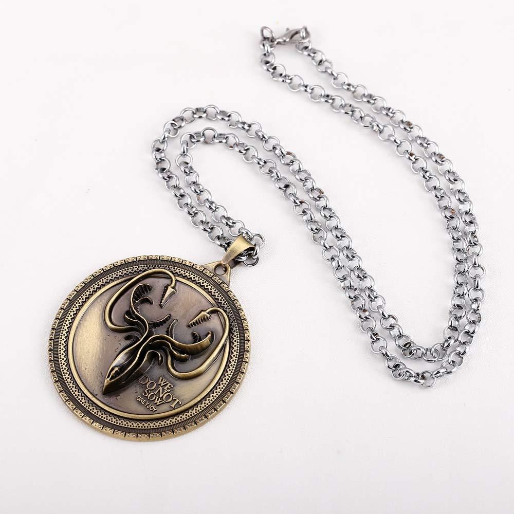 Value-Smart-Toys - House Greyjoy Necklace Baratheon ...
