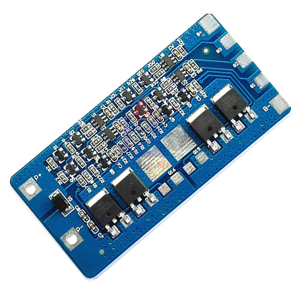 4S 20A Li-ion Lithium 18650 Battery BMS Protection PCB Board 14.8V 16.8V Cell